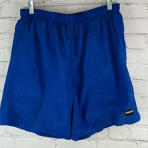 Speedo Blue Swimming Trunks With Pockets Size L